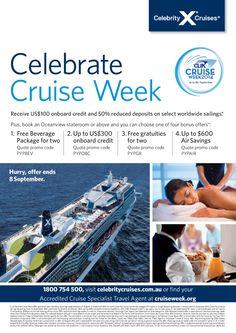 Cruise Week 2014 - Celebrity Cruises