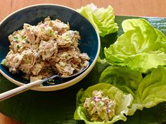 Tuna Salad Recipe : Food Network Kitchens : Food Network - FoodNetwork.com