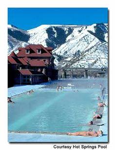 Glenwood-Springs hot springs