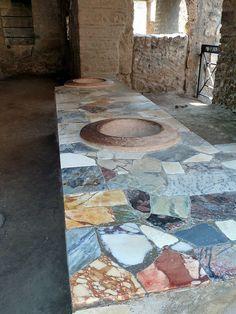 Thermopolium - Pompeii