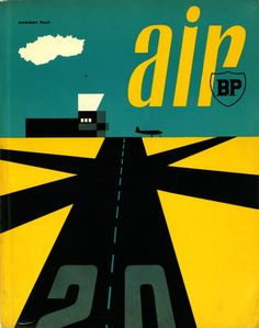 Al aire BP de la mano dePartnership Ltd. (1957).