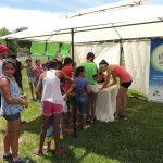"""La familia andalgalense colmó el camping de Malli en el """"Verano por la Vida"""" organizado por la Vicegobernación"""