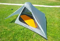 Clean Camping - Let's Go Camping! Ultralight Backpacking Gear, Ultralight Tent, Bushcraft Camping, Backpacking Light, Hiking Tent, Thru Hiking, Camping And Hiking, Best Tents For Camping, Tent Camping