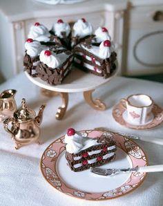 Nosso cantinho perfeito!: Hora do chá!
