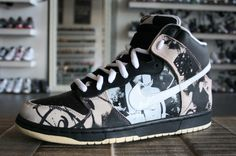 Nike SB Dunk High Unkle PADS