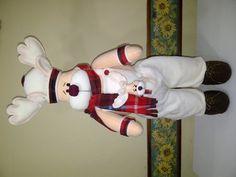 imagenes de muñecos de navidad en tela - Buscar con Google Reno, Elf On The Shelf, Holiday Decor, Paper, Google, Home Decor, Nativity, Christmas Crafts, Jesus Birthday