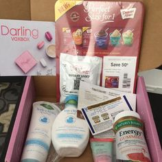 10 best images about Darling voxbox on Pinterest | Products, Clean and Mug cakes