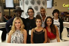 The 100 cast at Comic-Con International 2014
