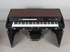 MATRIXSYNTH: Yamaha GS-2 Vintage FM synthesizer