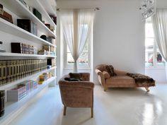 Restauro moderno In un palazzo del Cinquecento, un appartamento dall'animo contemporaneo.