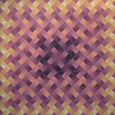 Optical Illusion: Is it moving? Fabric Textures, Textures Patterns, Fabric Patterns, Creative Box, Triangle Design, Cut And Paste, Pretty Patterns, Optical Illusions, Basket Weaving