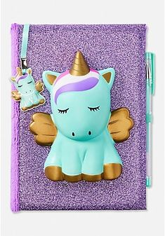Shop Justice for the best collection toys for tween girls. From stuffed animals & Beanie Boos to crafts & collectibles, find the perfect gift for her today. Unicorn Room Decor, Unicorn Rooms, Unicorn Bedroom, Unicorn Fashion, Unicorn Outfit, Toys For Girls, Tween Girls, Cool School Supplies, Justice School Supplies