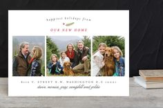 Our New Home by Sara Malone at minted.com
