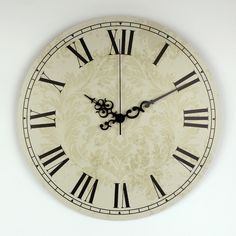 Fair price More Silent Large Decorative Wall Clock For Bed Room Decor Warranty 3 Years Vintage Home Decor Wall Decor Watch Clock Gifts just only $15.96 - 22.69 with free shipping worldwide  #clocks Plese click on picture to see our special price for you