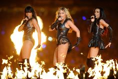 Destiny's Child reunites for the incredible halftime show at the 2013 Super Bowl.