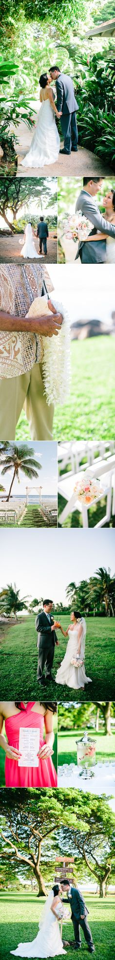 Say Hello To The Tropical Wedding of Your Dreams