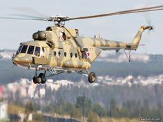Russian Air Force to Get 400 Modernized Mi-8 Helicopters by 2020     • The Russian Air Force will take delivery of up to 400 modernized Mi-8 battlefield support helicopters by 2020, service spokesman Col.Vladimir Drik said on Thursday.