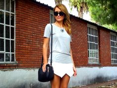 Fashion From Smyrna: Designer Fashion Metal Arm Modern Sunglasses 8690