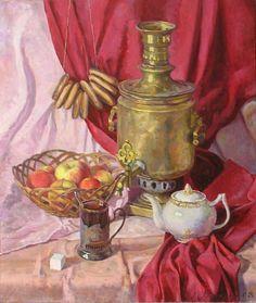 Самоварное золото живописи - дорабатывается.... Обсуждение на LiveInternet - Российский Сервис Онлайн-Дневников