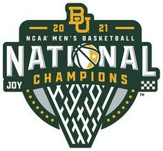 Baylor Bears Logo Champion Logo (2021) - The Baylor Bears 2021 National Champions Men's Basketball Logo SportsLogos.Net Baylor University, Champion Logo, Bear Logo, Finish Line, Logo Images, Men's Basketball, Branding, Bears, History