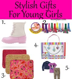 gifts for kids - stylish gifts for girls