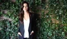 Newly Minted VS Angel Sara Sampaio Talks Snacks and Skincare