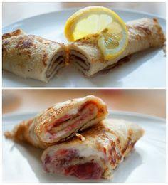 The Vegan Swedes: Swedish Pancakes