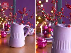#Weihnachtsdeko, #Deko, #Ilex, #decoration, #xmas, #christmas
