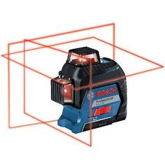#Bosch Professional Bosch GLL 3-80 Line Laser Level #The GLL 3-80 is a professional grade line laser level which offers simultaneous 360anddeg; horizontal and vertical coverage and is powered by AA batteries. It projects three separate 360anddeg; beams which can be individually turned off or activated as req... (Barcode EAN=3165140888356)