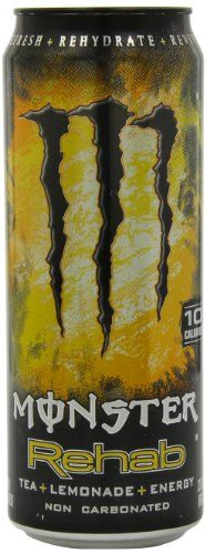 Rehabilitate with Monster Rehab. A killer mix of energy iced tea with our Monster Energy blend. Brewing Tea, Smoothie Drinks, Smoothies, Monster Energy, Iced Tea, Drinking Tea, Energy Drinks, Lemonade, Packaging Design