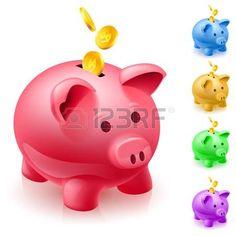 Resultado de imagen para dibujos de cerdos infantiles a color