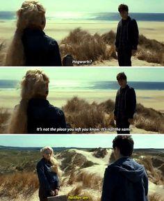 Harry Potter deleted scene