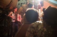 Bowerbirds Secret Show in Anacostia