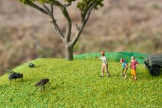 Little People - a tiny street art project