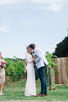 Ivory Tribe Real Wedding - Kelly & Charles, Curlewis VIC