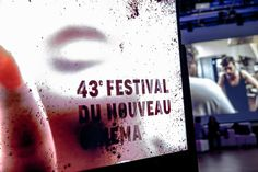 Fin de semaine au Festival du nouveau cinéma
