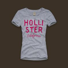 df5a2f6f119 Replica Hollister HCO Womens short sleeve tshirts