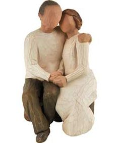 Willow Tree Figurine - Anniversary...added 2013 5th wedding anniversary