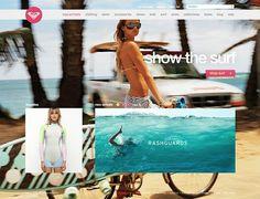 strona www roxy