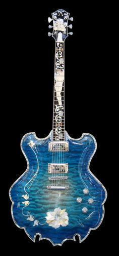 Минарик Манта гитара.