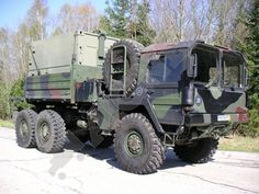 Heavy Duty Trucks, Heavy Truck, 4x4, Bug Out Vehicle, Show Trucks, Old Tractors, Expedition Vehicle, Custom Cars, Military Vehicles