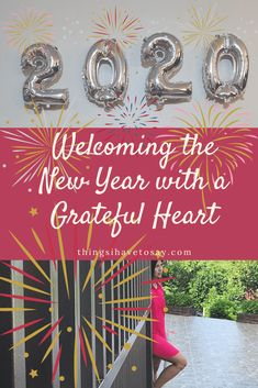 Welcoming the New Year with A Grateful Heart - The Things I Have to Say One week into the new year, how's everyone doing so far? I love what the new year stands for. A fresh beginning. A chance at a new life. An opportunity to start again. Grateful Heart, I Am Grateful, Peace Of Mind, Peace And Love, Self Development, Personal Development, Happiness Comes From Within, True Happiness, Quiet Moments