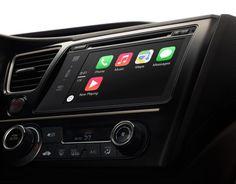 Apple anuncia CarPlay: Siri y Mapas se ponen al volante