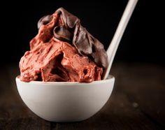 cherry ripe ice cream