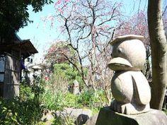 花と河童にほっこり癒されよう神奈川県大和市常泉寺神奈川県LINEトラベルjp 旅行ガイド Travel Guide, Garden Sculpture, Outdoor Decor, Tour Guide