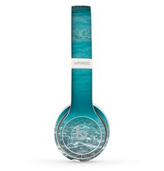 The Under The Sea V3 Scenery Skin Set for the Beats by Dre Solo 2 Wireless Headphones