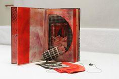 libri d'artista - libri oggetto - installazioni ... artist books - altered books and ...