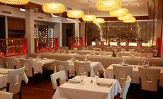 Hospitality Design - Moonstone Restaurant