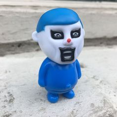 Vinyl Artist Gacha Series 14 - Pottchaitsu by Punk Drunkers. Blue/White version. Available now in-store and online. (Tagged Product Prices are in USD) #mindai #medicomtoy #medicom #vinylartistgacha #gachapon #punkdrunkers #pottchaitsu #aitsu #sofubi #sofubitoys #japanesevinyl #japanesetoys #arttoys #arttoy #vinyltoy #vinyltoys #designertoys #designertoy #art #vinyl #designer #toy #toys #collectibles #collectible #markham #toronto