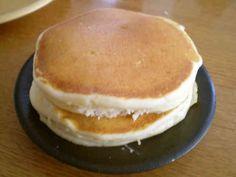 ふんわりふわふわ☆米粉のパンケーキの画像